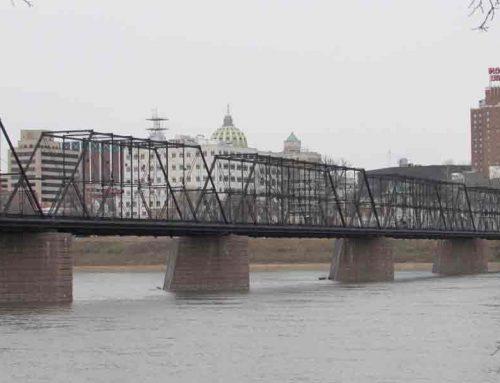 Harrisburg bridge getting more and better lighting