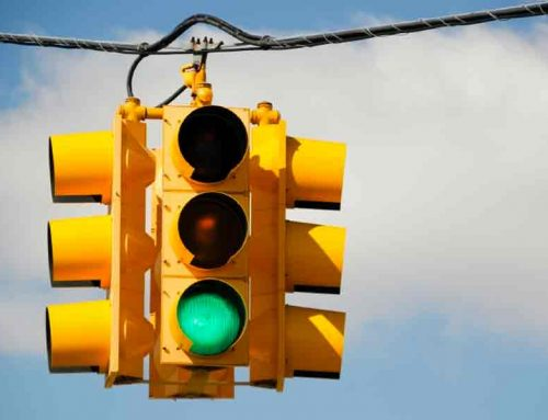 Traffic signals get green light in Brookhaven