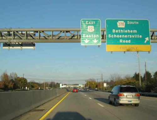 Route 22 to get new overhead lights through Easton