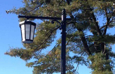 Decorative Streetscape Revitalization