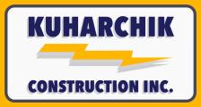 Kuharchik Construction, Inc. Logo
